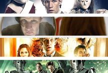 Doctor Who / by Anamarie Rangel