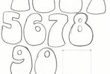 цифрыбуквы