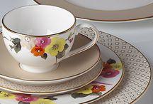 Dinnerware, coffee and tea services / dinnerware, coffee and tea services / by Julia McLean