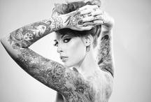 Tattoos  ✿⊱╮ / Lovin the ink