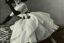 Fashion: 1940 - 1959 / Dress styles of this era
