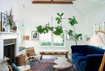 Sofa teppe