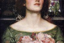 malarstwo i kwiaty