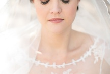 wedding makeup / by Shawna Reibling