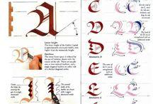 Písmo - grafika
