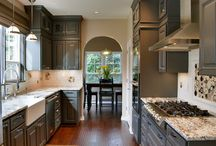 Kitchen ideas / by Kathy Chaney