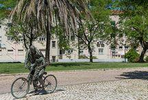 Lisboa e a escultura