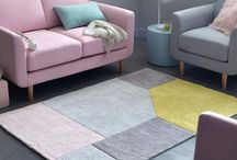 Pastel Perfect / Pastels are a fantastic way to add subtle colour into your home, making the room feel fresh, light and airy. Here are some of our favourite pastel inspired décor.