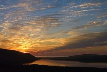 The sun rises, the sun sets / by Point Reyes National Seashore Association (PRNSA)