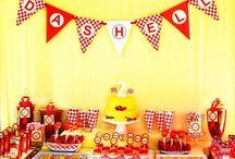 H's Birthday / by Kirstan Hawley-Hamilton