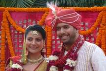 A wedding in India / The lovely Adrit and Mithu celebrated their wedding in Chandigarh, Punjab in December 2012. Of course, the wedding itself was neither the beginning and certainly not the end of the festivities......