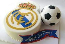 torta de real madrid