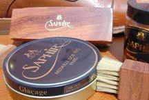 SAPHIR MÉDAILLE D'OR / ShoeCare.ro