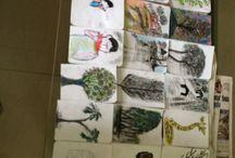 My Drawings / My pursuit of hobbies