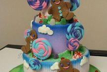 Cakes  / by Kelli Kusky