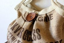 DIY: Coffee Sack Projects