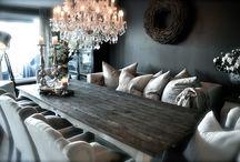 Dinning area**