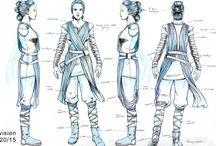Cosplay costuming