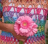 My crochet world / pure romantic for me and you, its simple to made, try it.