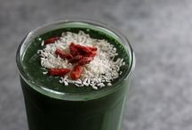 Food:  Juices and Smoothies / by Kim McGehee Johnston