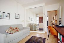 Bright Studio Near Luxembourg Gardens / This Paris rental apartment is located two minutes away from Luxembourg Garden, one of the most beautiful of the city, and in the beloved 6th district.