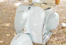 Vintage-Stil Fahrzeuge