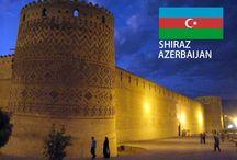 Shiraz Azerbaijan / Siraz Azerbaycan - Shiraz South Azerbaijan  Butov Azerbaycan - Gerat Azerbaijan Shiraz