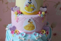 Ivys 4th birthday cake