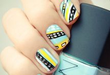 Nails / by Alexandria Stratton Zitting