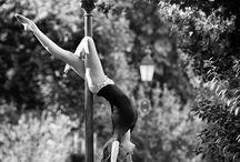 Poledance Ballerina