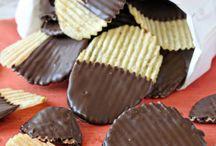 Chocolate Unusual Treats