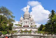 Parijs/Paris / De stad van de liefde.