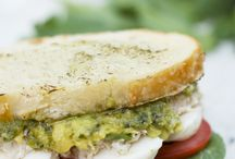 LUNCH & SANDWICHES / by Gemma | flutter and sparkle