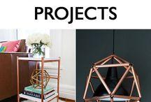 Copper Dreams / Copper Kitchen , Home Decor, and Accessories