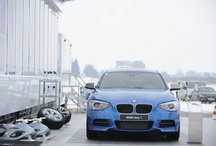 BMW akce a eventy