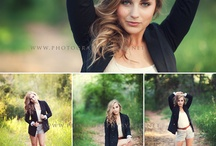 Senior Posing and Inspiration / by Kate Hejde