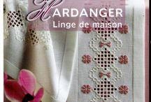 HARDANGER / by aunt Valya