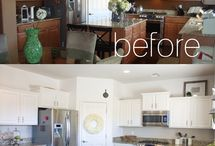 Kitchens & Dining Rooms / by Katelyn Jones