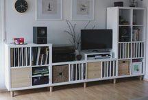 Ikea Kallax ideas