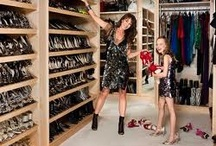 Our Dream Home: Shoe Closets / A collection of ideas and inspiration for our shoe closet!