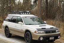 Subaru offroad ideas