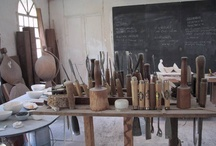 Ateliês, Art Spaces and Jewelry Workshop