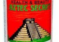 Aztec Secrets, Bentonite Clay / Indian Healing Clay by Aztec Secret 2 lbs Clay How Aztec Secret Works Indian Healing Clay Clays have been used for centuries to beautify and refresh when used as a facial mask.