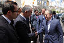 Sivas AK Parti İl Başkanlığı Ziyareti