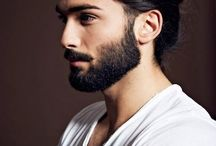 Hair: Bun (Men)