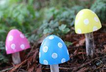 Easter Fairy Gardening