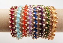 The Bead Pursuit / Beaded Jewelry and Blog about the same.