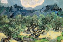 Les Oliviers / Olive green   vert olive   olijfgroen