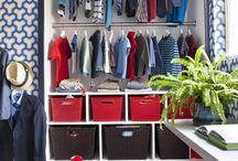 Storage/wardrobes