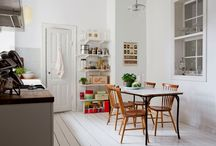Decor - Dining room / by Marjolaine Bourget